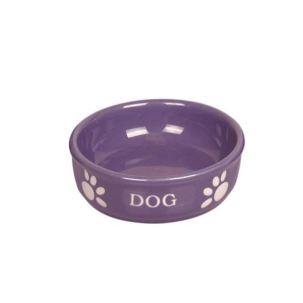 Nobby posoda keramika, vijolična - 13,5 cm