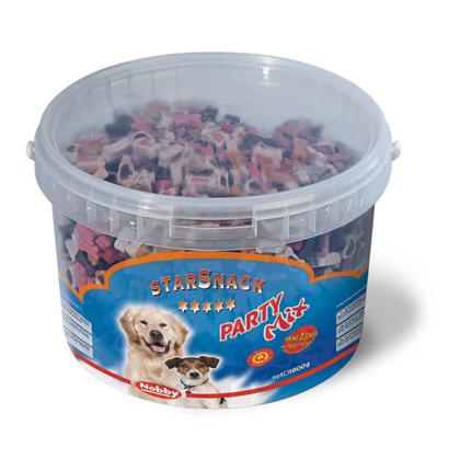 Nobby Starsnack Party Mix prigrizki – 1,8 kg