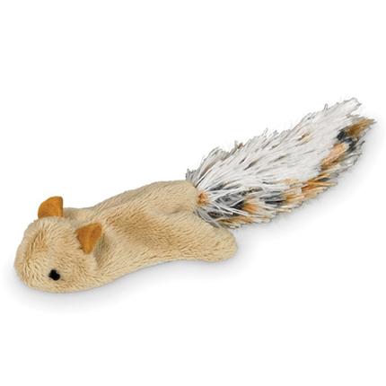 Nobby veverica z mačjo meto, pliš - 18 cm