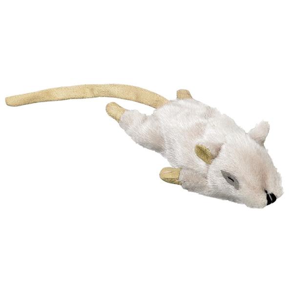 Nobby podgana z mačjo meto, pliš - 14 cm