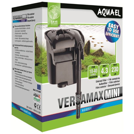 Aquael zunanji filter Versamax FZN-mini