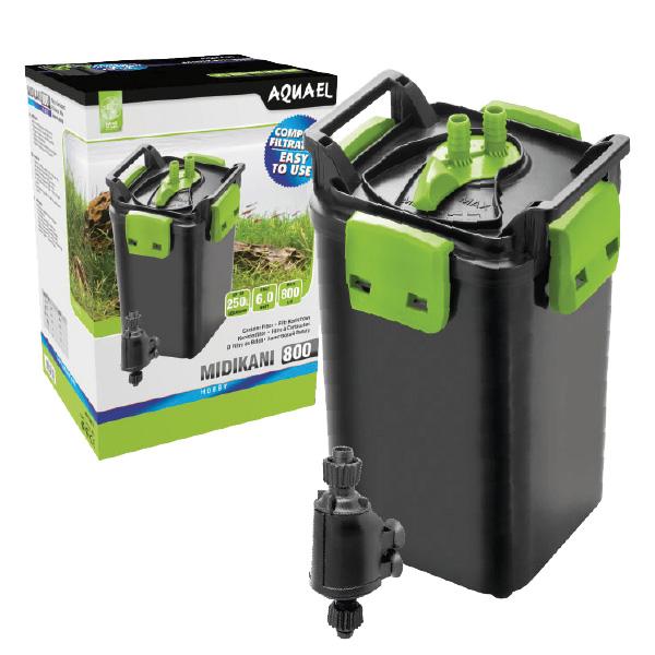 Aquael zunanji filter Midi Kani 800