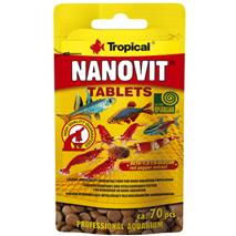 Tropical Nanovit tablete - 70 tablet