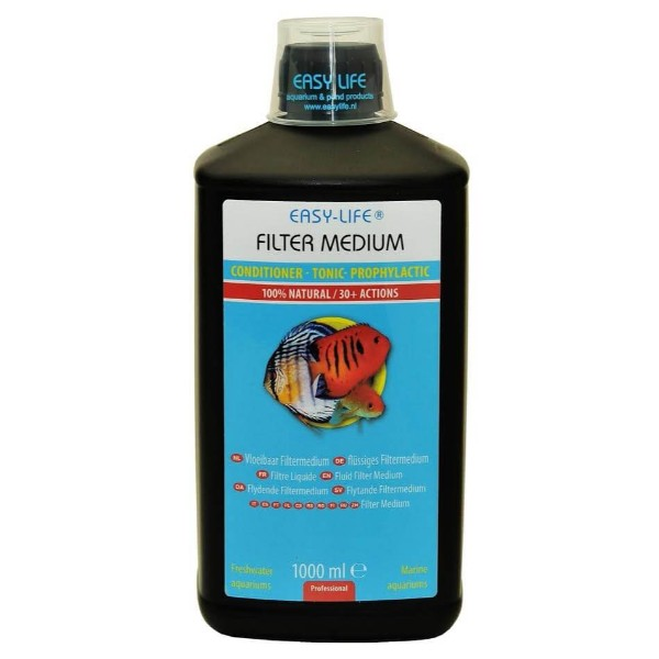 Easy-Life Fluid Filter Medium - 1000 ml