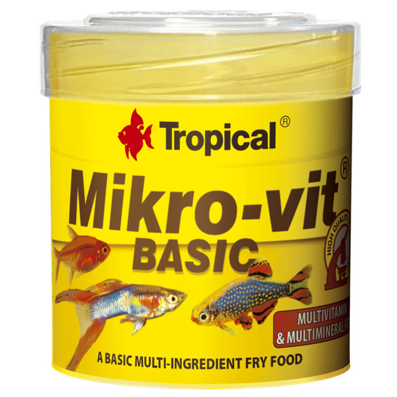 Tropical Mikrovit Basic - 50 ml / 32 g