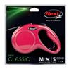 Flexi povodec New Classic M, vrvica - 5 m (različne barve)