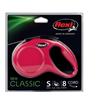 Flexi povodec New Classic S, vrvica - 8 m (različne barve)