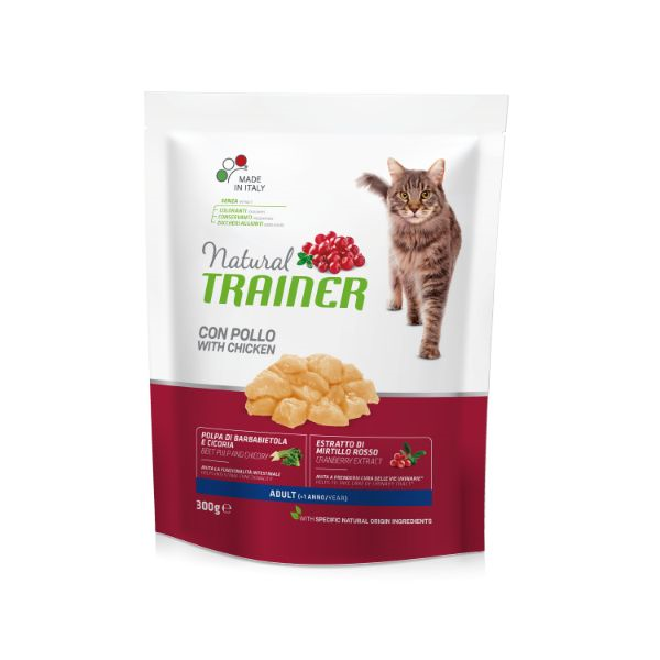 Trainer Cat Natural Adult - piščanec - 300 g