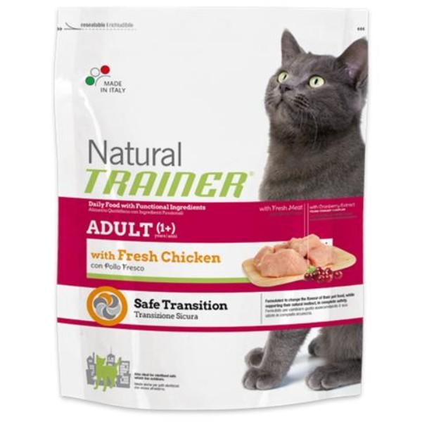 Trainer Cat Natural Adult - piščanec - 7,5 kg