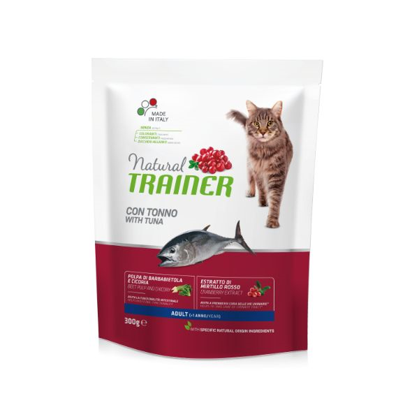 Trainer Cat Natural Adult - tuna - 300 g