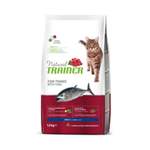 Trainer Cat Natural Adult - tuna - 1,5 kg