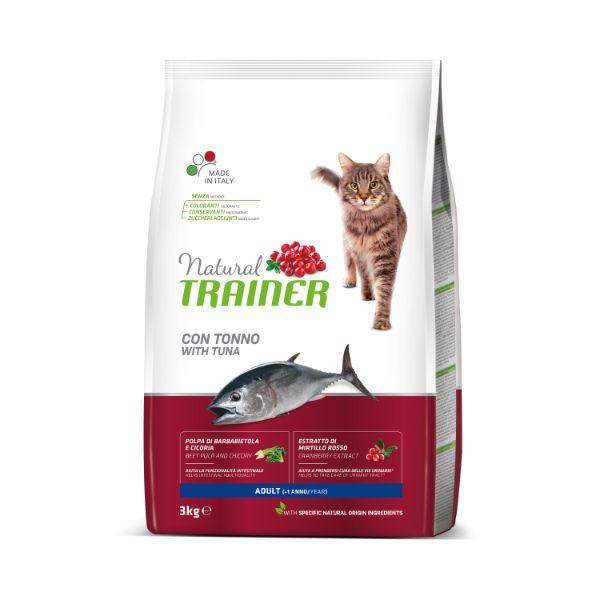 Trainer Natural Cat Adult - tuna 3 kg