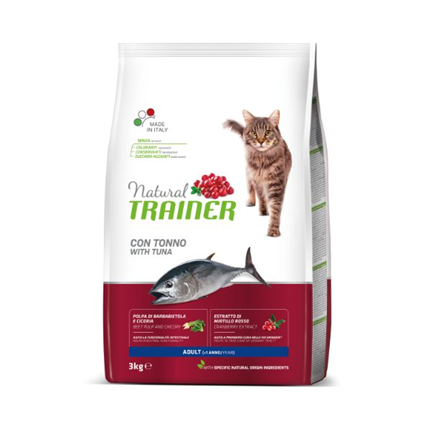 Trainer Cat Natural Adult - tuna - 3 kg