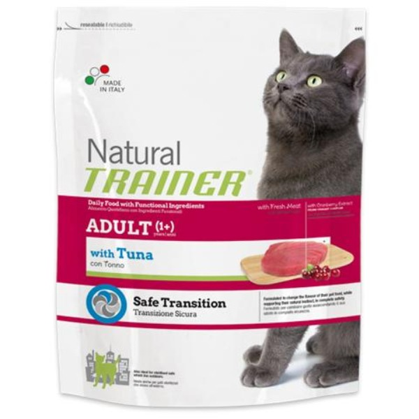 Trainer Cat Natural Adult - tuna - 7,5 kg