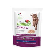 Trainer Cat Natural Sterilised - puran- 300 g