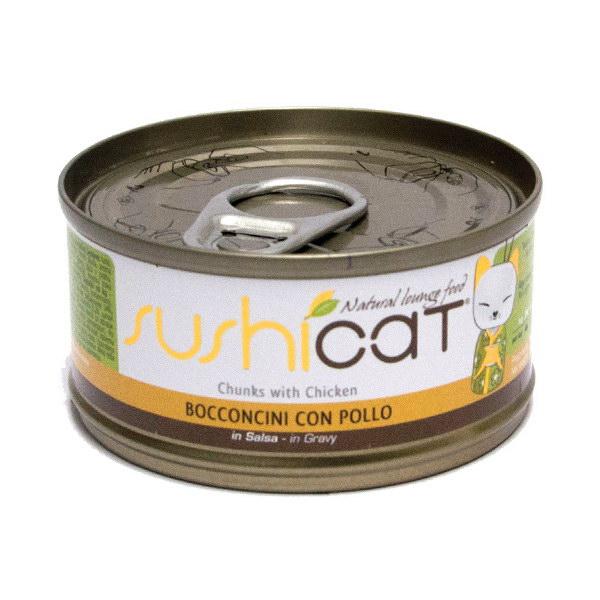 Sushi Cat – piščanec v omaki – 70 g