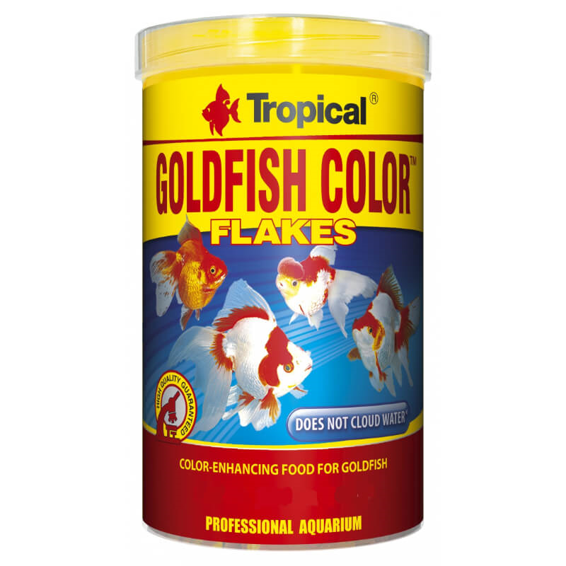 Tropical Goldfish Color - 250 ml / 50 g