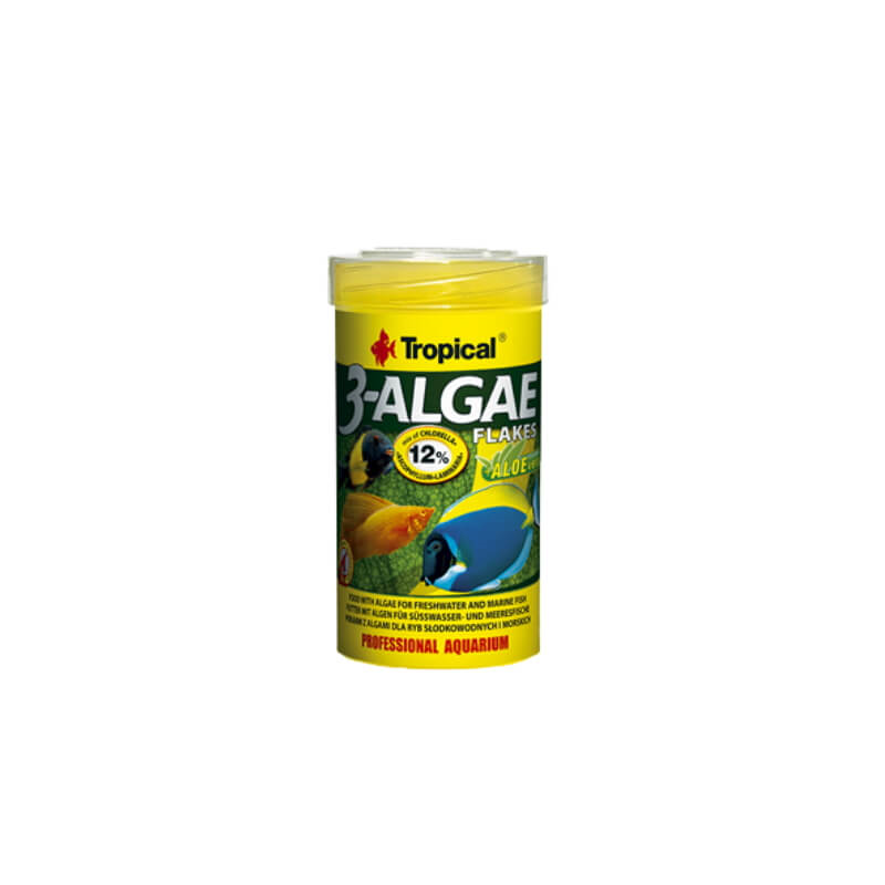 TR 3-ALGAE FLAKES 250ML/50G