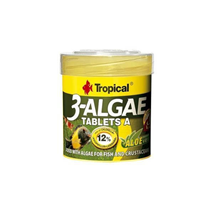 Tropical 3-Algae tablets A - 50 ml / 80 tablet