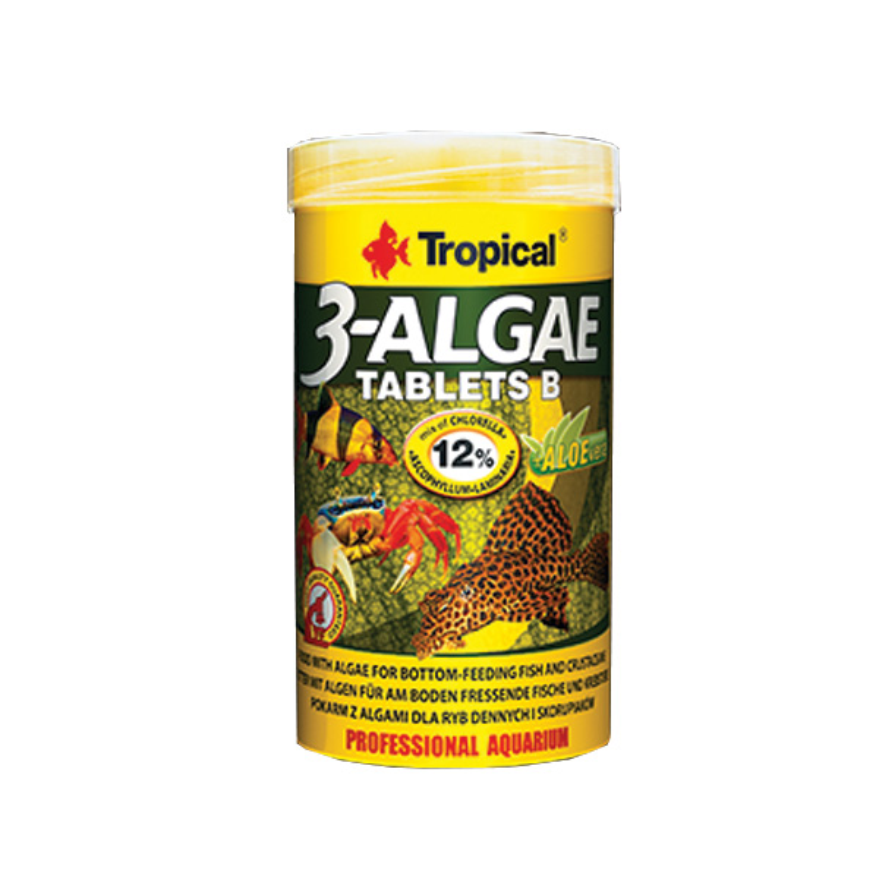 TR 3-ALGAE TABLETS B 50ML/36G/200 TAB.
