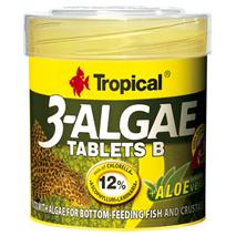 Tropical 3-Algae tablets B - 50 ml / 200 tablet