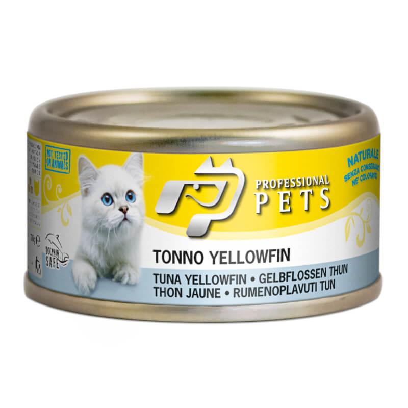 Professional Pets Naturale – rumenoplavuta tuna - 70 g