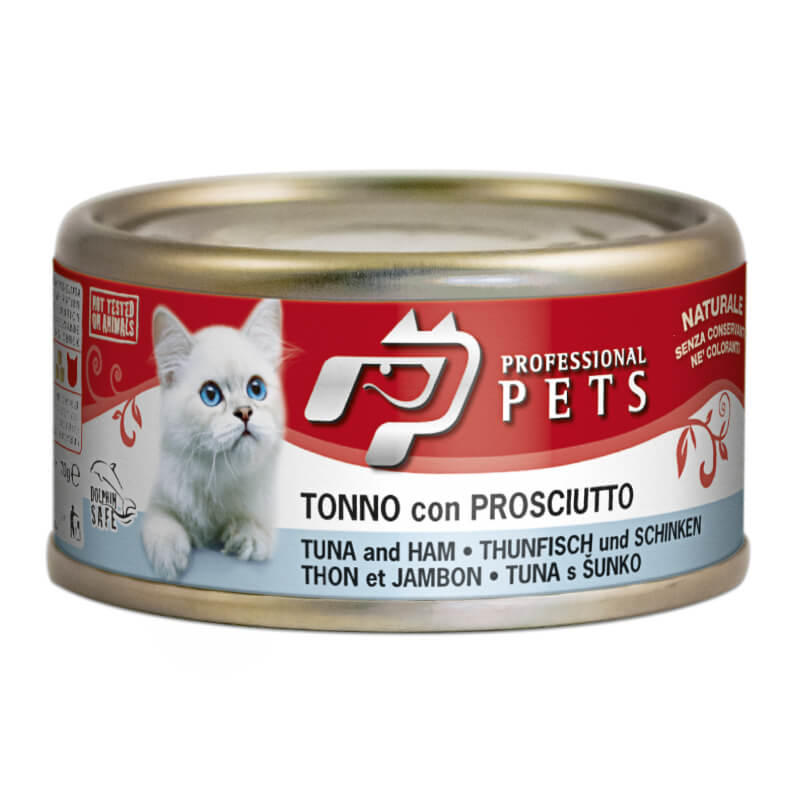 Professional Pets Naturale – šunka in tuna - 70 g