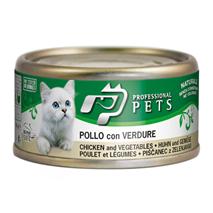 Professional Pets Naturale – piščanec in zelenjava - 70 g