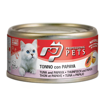 Professional Pets Naturale – tuna in papaja - 70 g