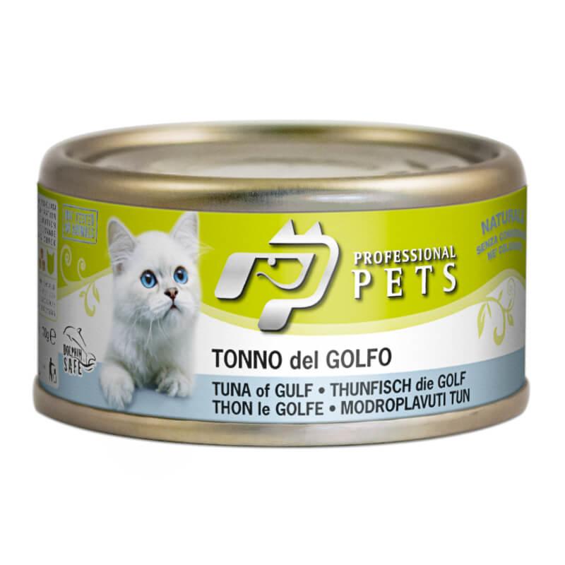 Professional Pets Naturale – modroplavuti tun – 70 g
