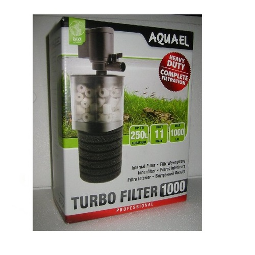 Aquael notranji filter Turbo 1000