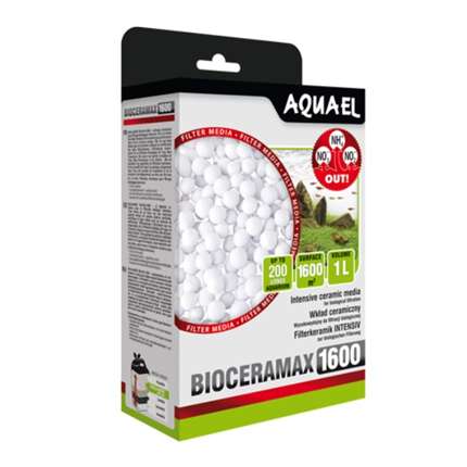 Aquael Bioceramax Ultrapro 1600, keramika - 1 l
