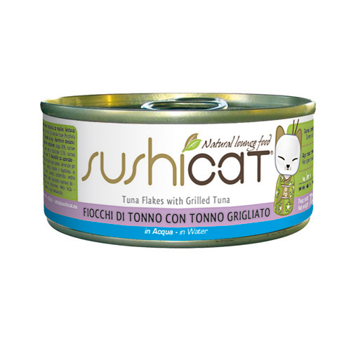 Sushi Cat – tuna na žaru in juha – 70 g