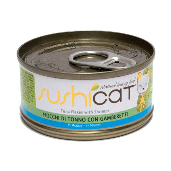 Sushi Cat – tuna in rakci v juhi – 70 g