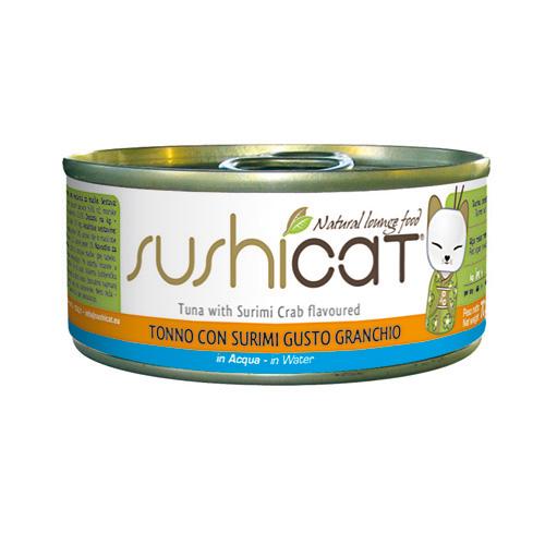 Sushi Cat – tuna in surimi v juhi – 70 g