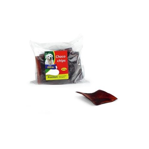 Delisnacks čoko čips iz kože - 200 g