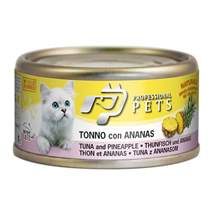 Professional Pets Naturale – tuna in ananas - 70 g