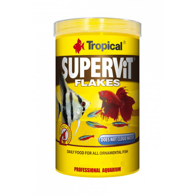 Tropical Supervit - 100 ml / 20 g