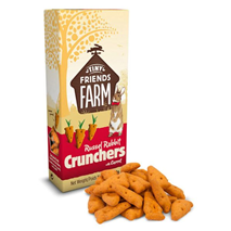 Tiny Friends Farm kunec Russel Crunchers korenje