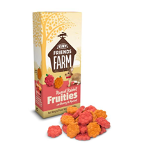 Tiny Friends Farm kunec Russel Fruitees češnja in marelica - 120 g