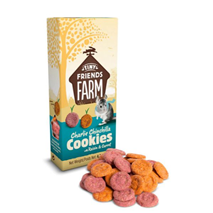 Tiny Friends Farm činčila Charlies Cookies rozine in korenje