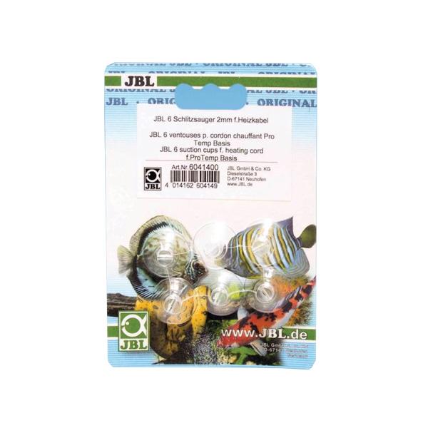 JBL 6 Suc. Cups heating cord
