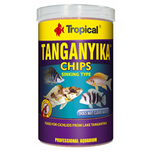 Tropical Tanganyika Chips - 250 ml / 130 g