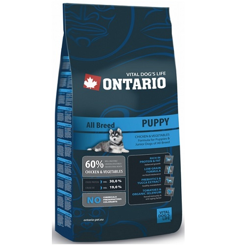 Ontario Puppy 2,5 kg