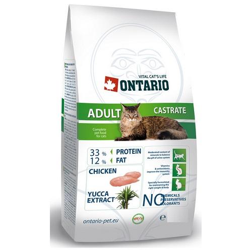 Ontario Adult Castrate - perutnina - 400 g