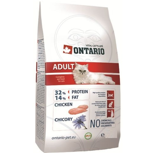 Ontario Cat Adult - piščanec - 400 g