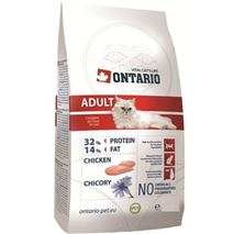 Ontario Cat Adult - piščanec - 2 kg