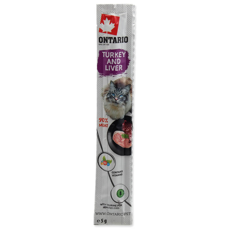 Ontario Cat Stick - puran in jetra - 5 g