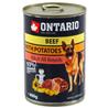 Ontario Adult - govedina, krompir in sočnično olje 400 g