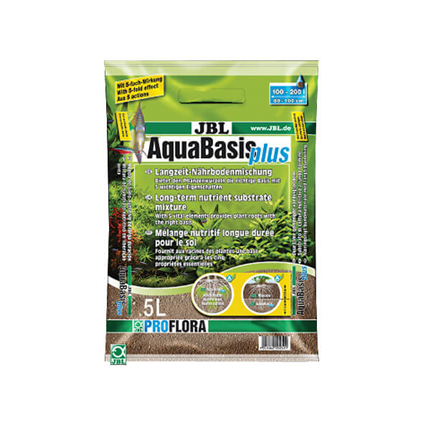 JBL Aquabasis Plus - 5 l / 6 kg